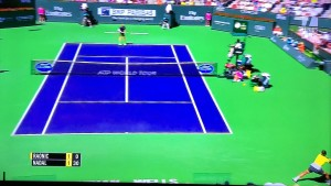 Where is Nadal?